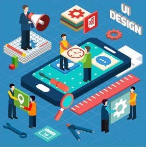 شركة تصميم مواقع وتطبيقات